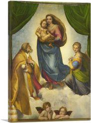 Sistine Madonna 1513