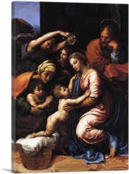 The Holy Family 1518