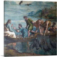 The Miraculous Draught of Fishes 1515