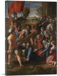 Lo Spasimo di Sicilia 1517