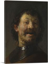The Laughing Man 1629