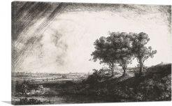 The Three Trees 1643