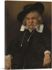 Portrait of an Elderly Man 1667
