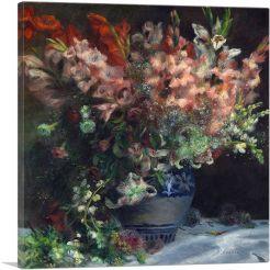 Gladioli in a Vase 1874