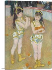 Acrobats at the Cirque Fernando 1879