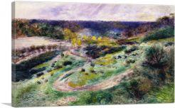 Road at Wargemont 1879