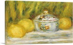 Sugar Bowl and Lemons 1915