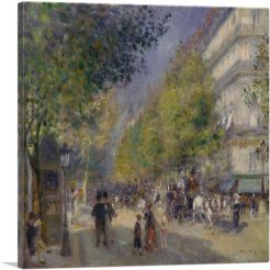 The Grands Boulevards 1875