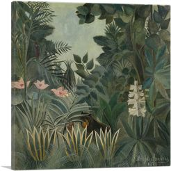 The Equatorial Jungle 1909