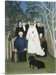 The Wedding Party 1905
