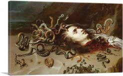 Head of Medusa 1618