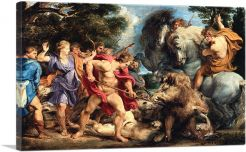 The Calydonian Boar Hunt
