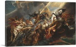 The Fall of Phaeton 1608