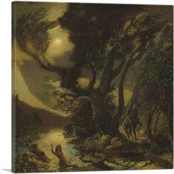 Siegfried and the Rhine Maidens 1891