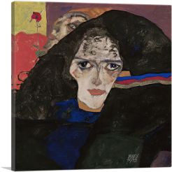 Mourning Woman 1912