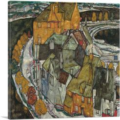 Crescent of Houses II - Island Town 1915