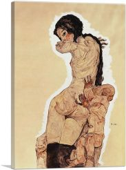 Woman with Homunculus 1910
