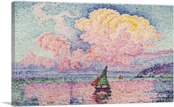 Antibes - The Pink Cloud 1916