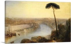 Rome, From Mount Aventine 1836
