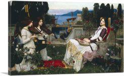 Saint Cecilia 1895