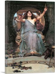 Circe Offering the Cup to Odysseus 1891
