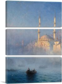 Constantinople 1846-3-Panels-90x60x1.5 Thick