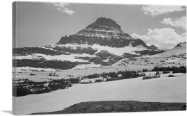 Mountains - From Logan Pass - Glacier National Park - Montana