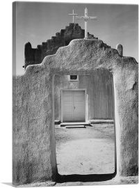 Church - Taos Pueblo National Historic Landmark - New Mexico