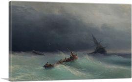Storm at Sea 1873