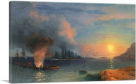 The Battle of Bomarsund