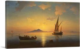The Bay of Naples 1841