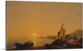 The Bay of Naples 1844