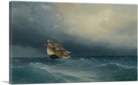 The Lifting Storm 1880