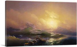 The Ninth Wave Highlighted Sun 1850