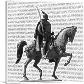 Skanderbeg Monument - George Castriot Albania National Anthem