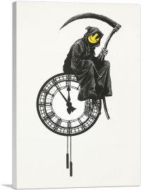 Smiley Death Grim Reaper