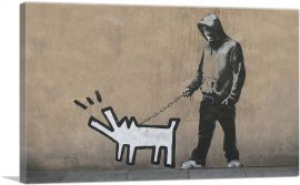 Choose Your Weapon Keith Haring Dog