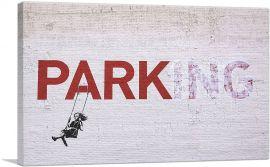 Parking Girl Swing