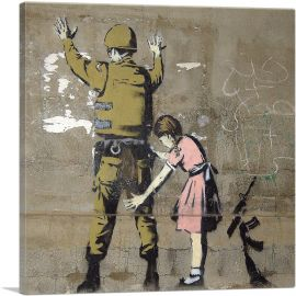 Girl and a Soldier