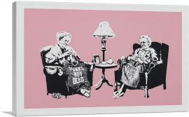 Punk and Thug Grannies