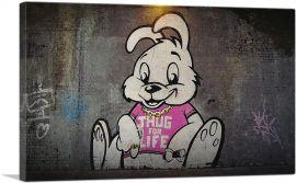 Thug For Life Bunny