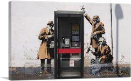 Spy Booth