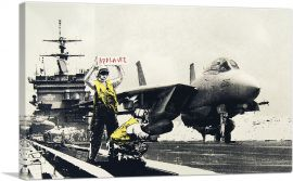 Applause Jet Aircraft Carrier