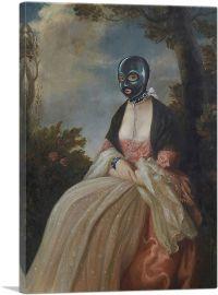Gimp Masked Woman