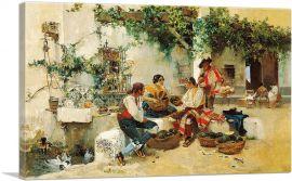 Vendiendo Melones 1890