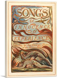 Songs of Innocence and of Experience - Plate 2