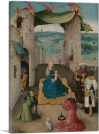 The Adoration of the Magi 1475