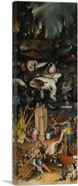 The Garden of Earthly Delights - Hell Panel 1515
