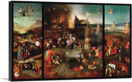 The temptation of St. Anthony 1516