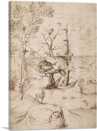 The Tree - Man 1505